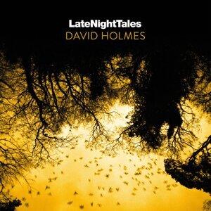 David Holmes (大衛霍姆斯) 歌手頭像