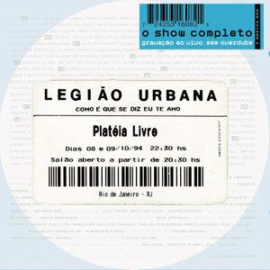 Legião Urbana 歌手頭像