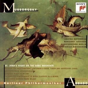 Berlin Philharmonic Orchestra, Claudio Abbado 歌手頭像