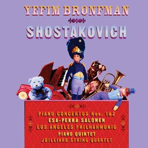Yefim Bronfman, Juilliard String Quartet, Los Angeles Philharmonic, Esa-Pekka Salonen 歌手頭像
