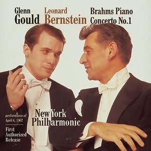 Glenn Gould, Leonard Bernstein, New York Philharmonic 歌手頭像