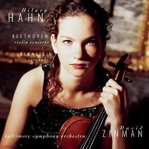 Hilary Hahn, Baltimore Symphony Orchestra, David Zinman
