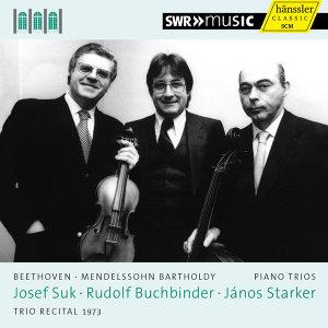 Josef Suk (蘇克)/小提琴 & János Staker (史塔克)/大提琴 & Rudolf Buchbinder (布赫賓德)/鋼琴 歌手頭像