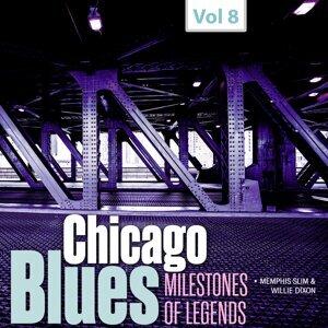 Memphis Slim, Willie Dixon 歌手頭像