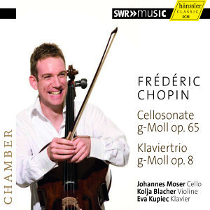 Johannes Moser (莫瑟)/大提琴 & Kolja Blacher (布拉赫)/小提琴 & Ewa Kupiec (庫琵克)/鋼琴 歌手頭像