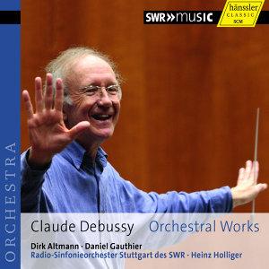 Dirk Altmann (歐特曼)/豎笛 & Dniel Gauthier(高希爾)/薩克斯風 & Heinz Holliger (霍利格)/指揮 & 司圖加特廣播交響樂團 歌手頭像