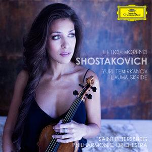 Lauma Skride,Saint Petersburg Philarmonic Orchestra,Yuri Temirkanov,Leticia Moreno 歌手頭像