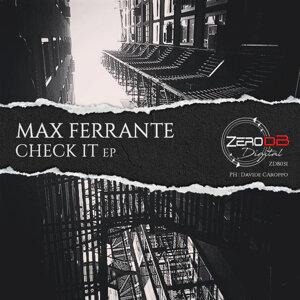 Max Ferrante 歌手頭像