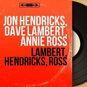 Jon Hendricks, Dave Lambert, Annie Ross 歌手頭像