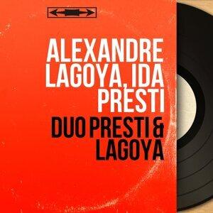 Alexandre Lagoya, Ida Presti 歌手頭像