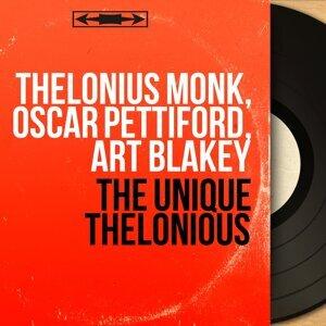 Thelonius Monk, Oscar Pettiford, Art Blakey 歌手頭像