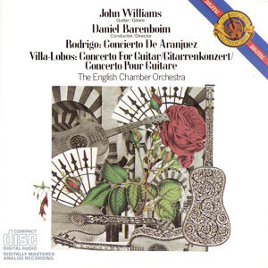 John Williams, James Brown, English Chamber Orchestra, Daniel Barenboim アーティスト写真