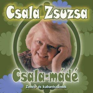 Csala Zsuzsa 歌手頭像