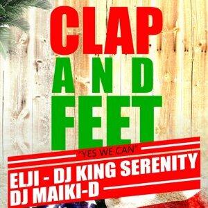 DJ King Serenity, Elji, DJ Maiki-D 歌手頭像