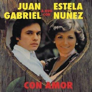 Juan Gabriel A Duo Con Estela Nuñez 歌手頭像
