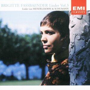Brigitte Fassbaender/Erik Werba/Aribert Reimann 歌手頭像