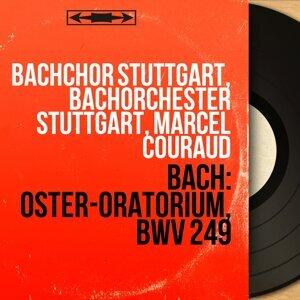 Bachchor Stuttgart, Bachorchester Stuttgart, Marcel Couraud 歌手頭像