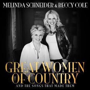Melinda Schneider,Beccy Cole 歌手頭像