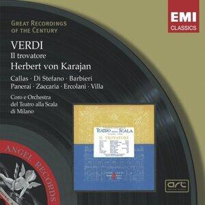 Maria Callas/Herbert von Karajan 歌手頭像