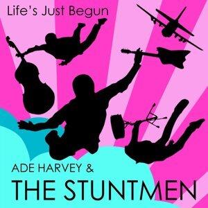Ade Harvey & the Stuntmen 歌手頭像