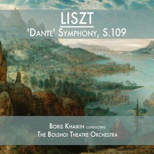 Boris Khaikin & The Bolshoi Theatre Orchestra 歌手頭像