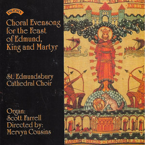 The Choir of St Edmundsbury Cathedral|Mervyn Cousins|Scott Farrell 歌手頭像