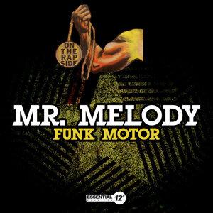 Mr. Melody 歌手頭像