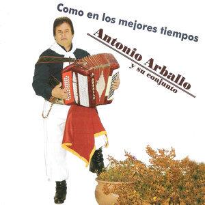Antonio Arballo y su Conjunto 歌手頭像