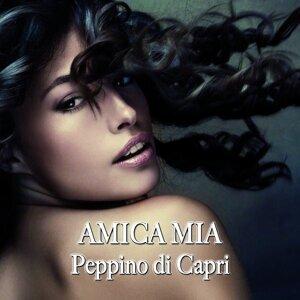 Peppino di Capri アーティスト写真