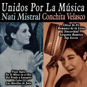 Conchita Velasco|Nati Mistral 歌手頭像