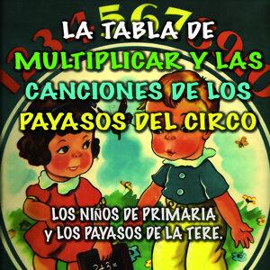 Los Niños de Primaria y Los Payasos de la Tere 歌手頭像