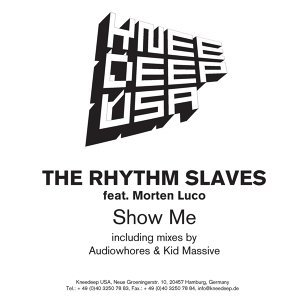 The Rhythm Slaves, Morten Luco 歌手頭像