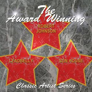 Leadbelly|Robert Johnson|Son House 歌手頭像