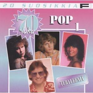 20 Suosikkia / 70-luku / Pop 1 / Teryleenia 歌手頭像