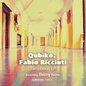 Qubiko, Fabio Ricciuti 歌手頭像