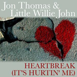 Jon Thomas | Little Willie John 歌手頭像