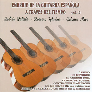 Andrés Batista, Romero Iglesias, Antonio Abar 歌手頭像