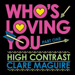 High Contrast,Clare Maguire 歌手頭像
