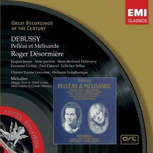 Roger Desormiere/Choeurs Yvonne Gouverne/Orchestre Symphonique de Paris/Dame Maggie Teyte/Alfred Cortot/Mary Garden/Claude Debussy 歌手頭像