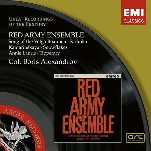 Col. Boris Alexandrov/Red Army Ensemble /Soviet Army Chorus/Soviet Army Band/Various 歌手頭像