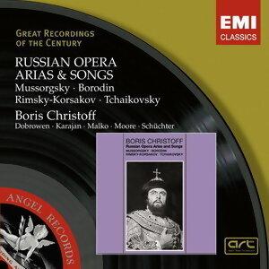 Boris Christoff/Issay Dobroven/Herbert von Karajan/Nicolai Malko/Wilhelm Schuchter/Gerald Moore 歌手頭像