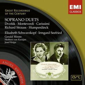 Elisabeth Schwarzkopf/Irmgard Seefried/Gerald Moore/Philharmonia Orchestra/Josef Krips/Wiener Philharmoniker/Herbert von Karajan 歌手頭像