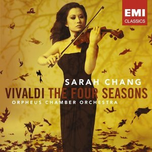 Sarah Chang/Orpheus Chamber Orchestra 歌手頭像