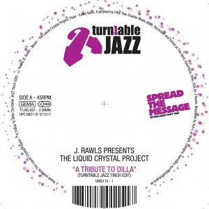 J. Rawls presents The Liquid Crystal Project 歌手頭像