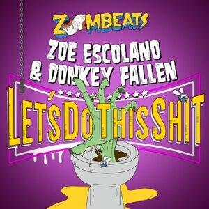 Zoe Escolano, Donkey Fallen 歌手頭像