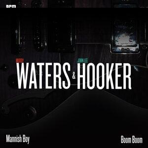 John Lee Hooker, Muddy Waters 歌手頭像