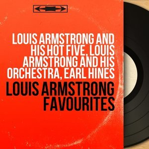 Louis Armstrong and His Hot Five, Louis Armstrong and His Orchestra, Earl Hines 歌手頭像