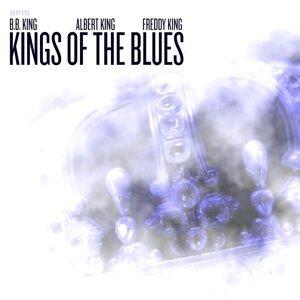 B.B. King, Freddy King, Albert King 歌手頭像