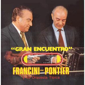 Enrique Francini - Armando Pontier Y Su Orquesta Tipica