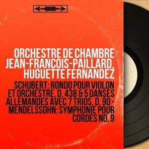Orchestre de chambre Jean-François-Paillard, Huguette Fernandez 歌手頭像